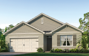 Model of Avalon Park Tavares Home
